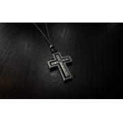Colar Crucifixo Design One