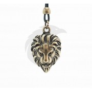 Colar Golden Lion