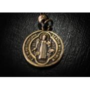 Colar Medalha de São Bento