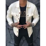 Jaqueta Codi Jeans Creme Deluxe