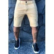 Short Jeans Codi Marrom Deluxe