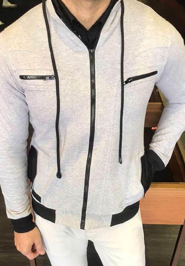 Blusa Black West Aqualad Msc Claro  - Harpia Moda - Moda Masculina & Acessórios