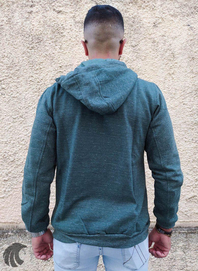 Blusa Black West Forest Verde  - Harpia Moda - Moda Masculina & Acessórios