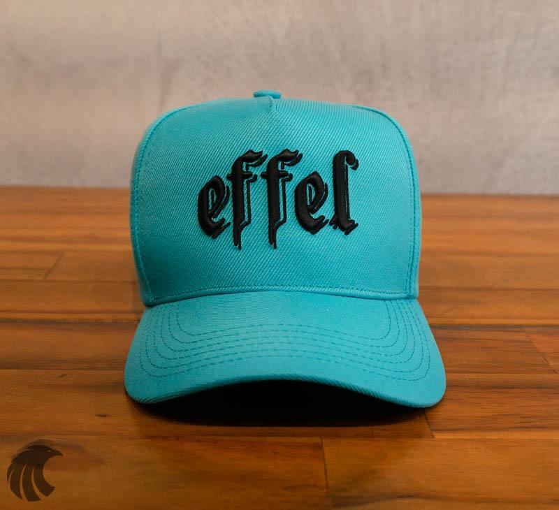 Boné Effel Logo Relief  - Harpia Moda - Moda Masculina & Acessórios