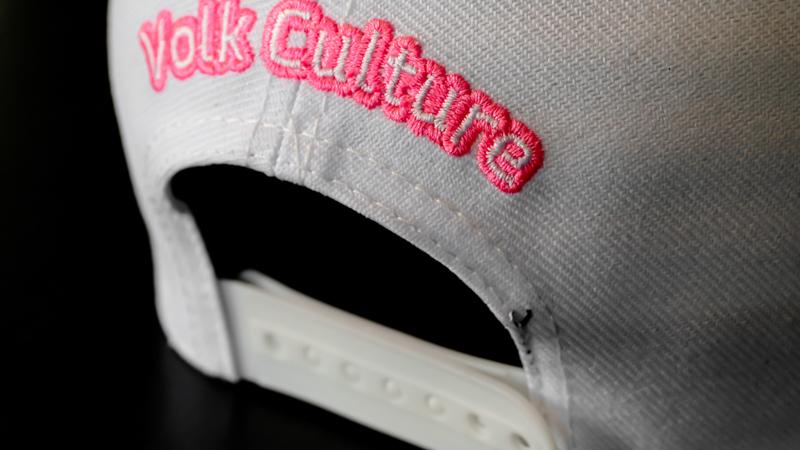 Boné Volk Culture Flexas Aba Curva Branco  - Harpia Moda - Moda Masculina & Acessórios