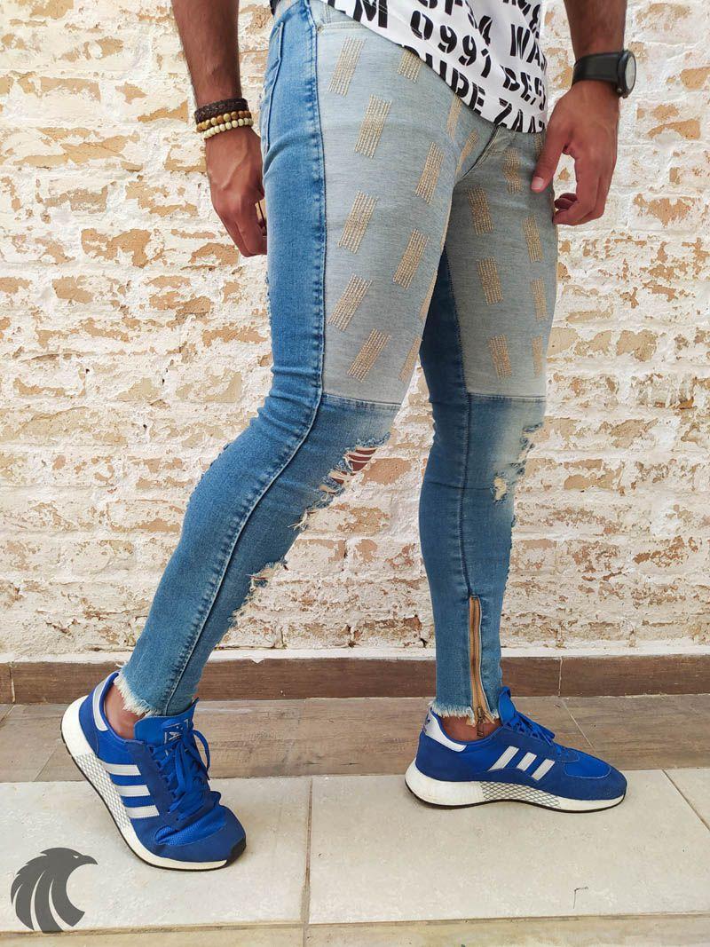 Calça Masculina Codi Skinny Modern Style  - Harpia Moda - Moda Masculina & Acessórios