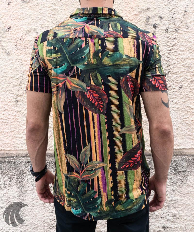 Camisa de Botão Starpolis Selva  - Harpia Moda - Moda Masculina & Acessórios