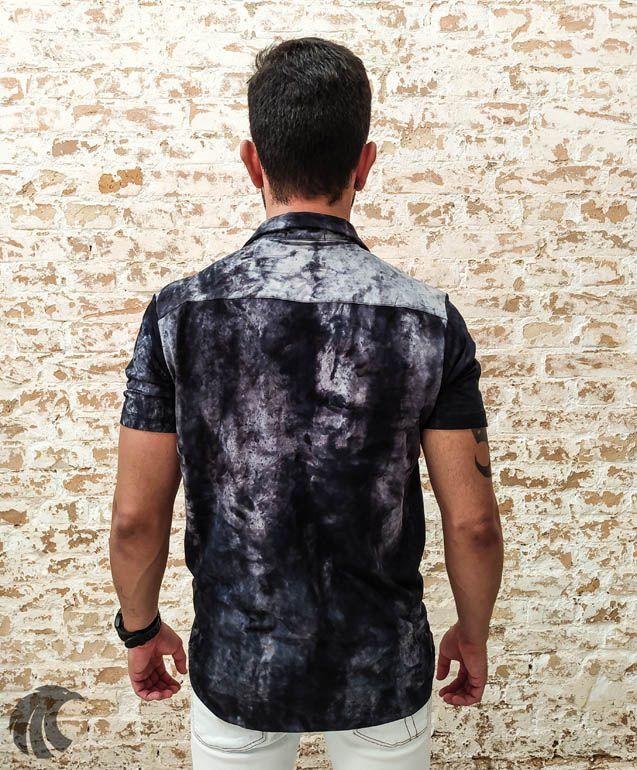 Camisa Starpolis Hazy Shadows  - Harpia Moda - Moda Masculina & Acessórios