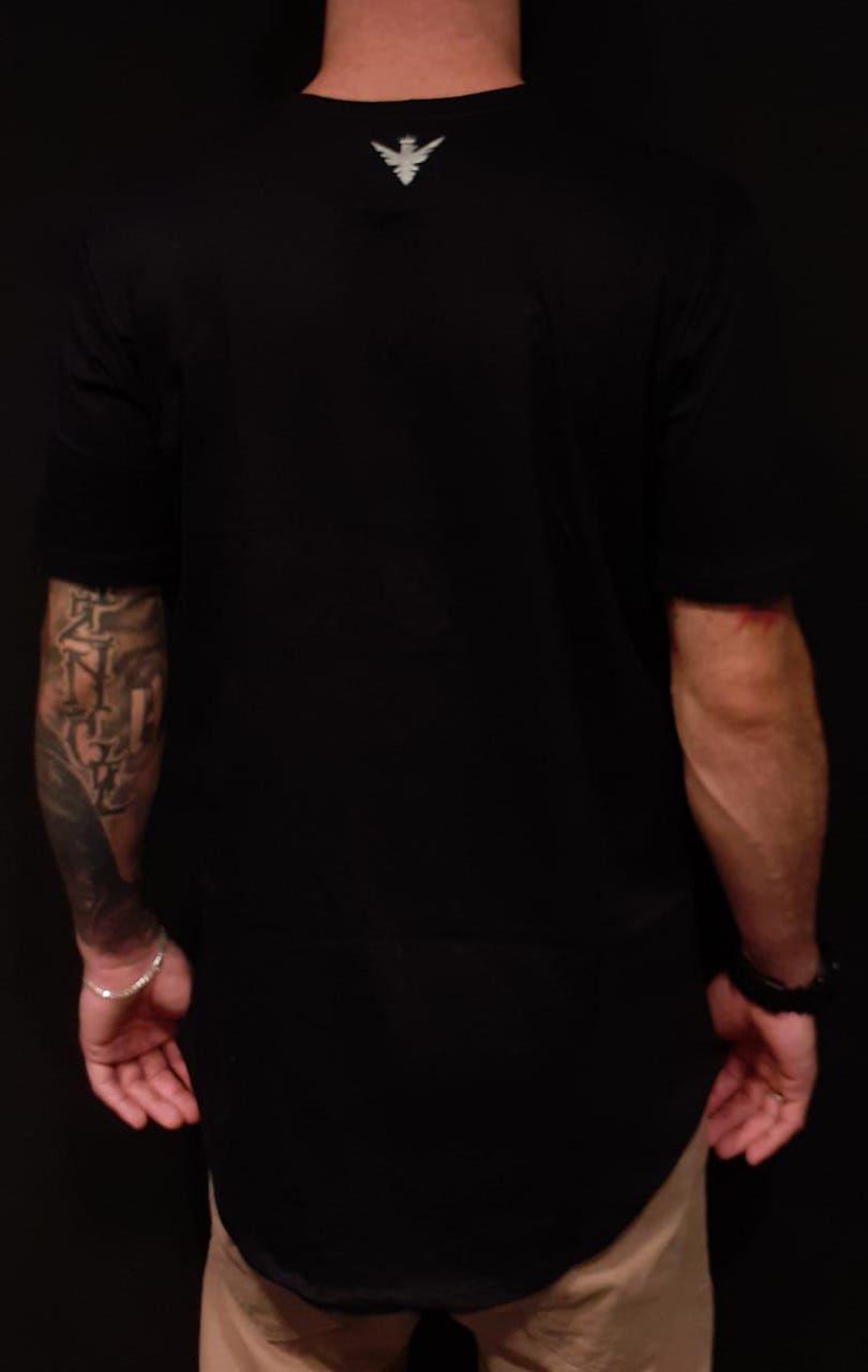 Camiseta Evoque Long Gorila  - Harpia Moda - Moda Masculina & Acessórios