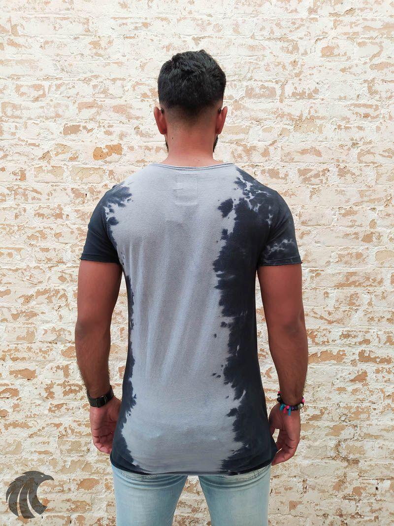 Camiseta John Jones Grey Dark Sides  - Harpia Moda - Moda Masculina & Acessórios