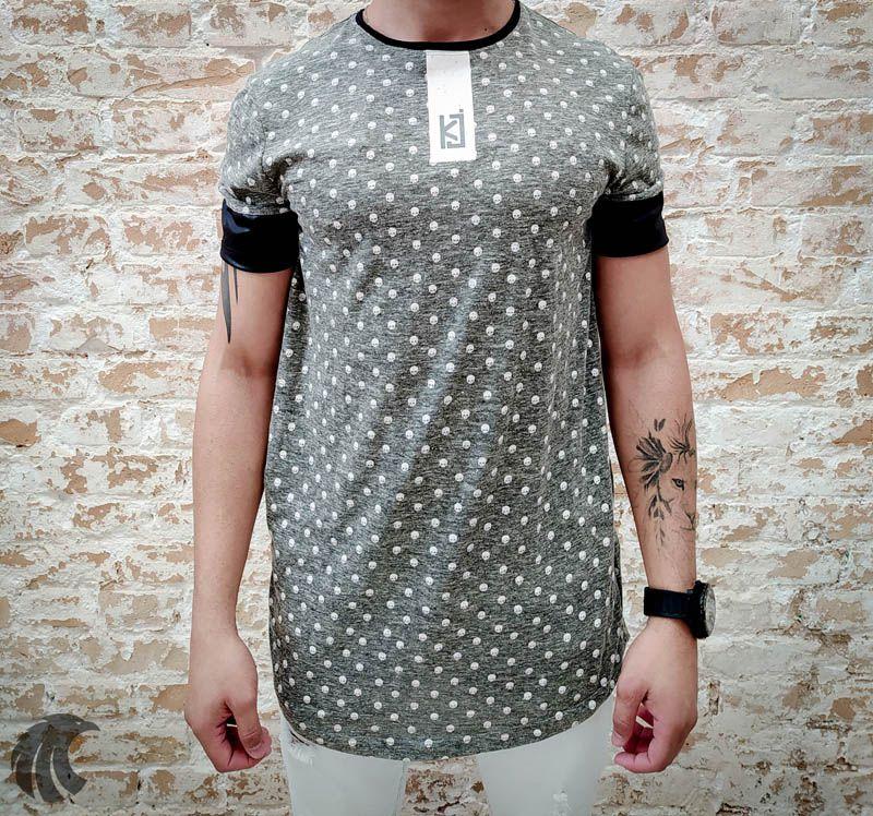 Camiseta King Joy Mini Skulls  - Harpia Moda - Moda Masculina & Acessórios