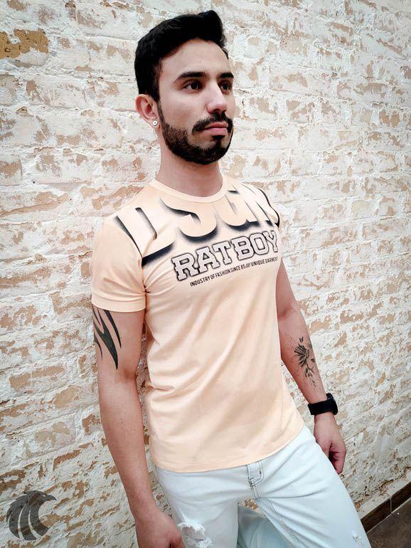 Camiseta Rat Boy DSGB Unique Garment  - Harpia Moda - Moda Masculina & Acessórios