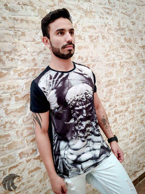 Camiseta Riviera Greek God  - Harpia Moda - Moda Masculina & Acessórios