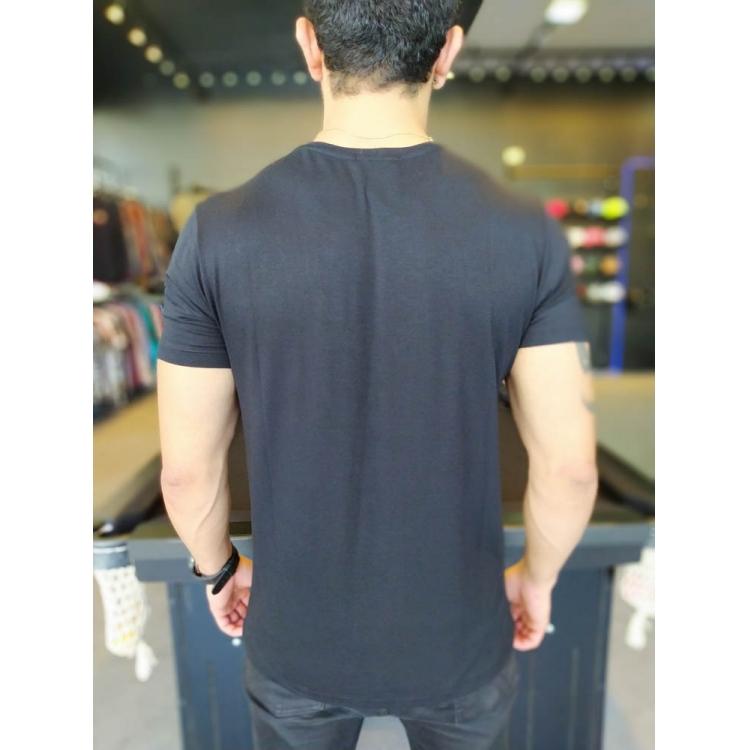 Camiseta Starpolis Preta New York City  - Harpia Moda - Moda Masculina & Acessórios