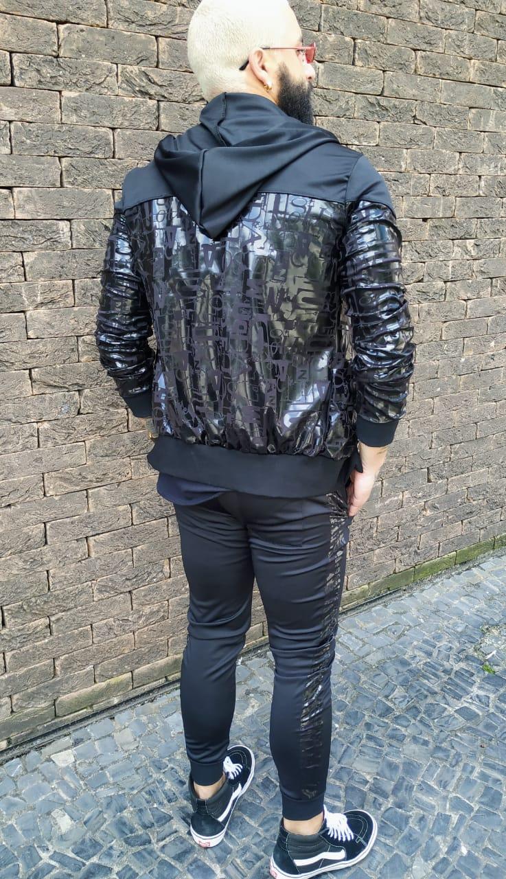 Conjunto Inverno Exalt Black Deluxe  - Harpia Moda - Moda Masculina & Acessórios