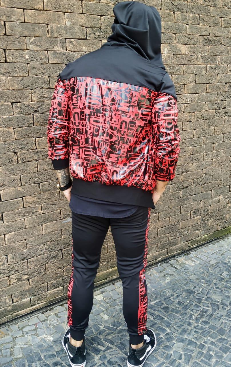 Conjunto Inverno Exalt Red Deluxe  - Harpia Moda - Moda Masculina & Acessórios