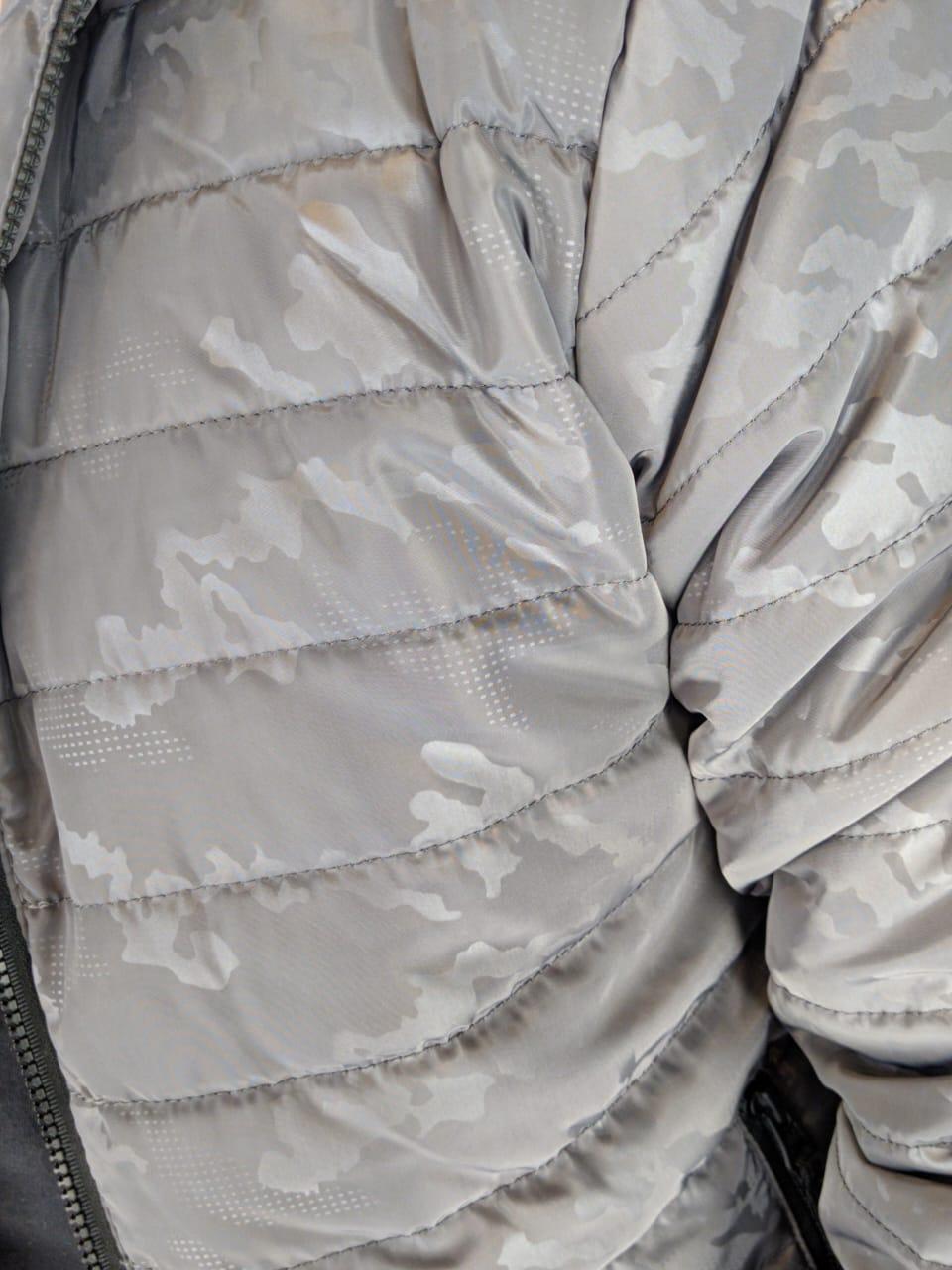 Jaqueta Rock Soda Chumbo Camuflada   - Harpia Moda - Moda Masculina & Acessórios