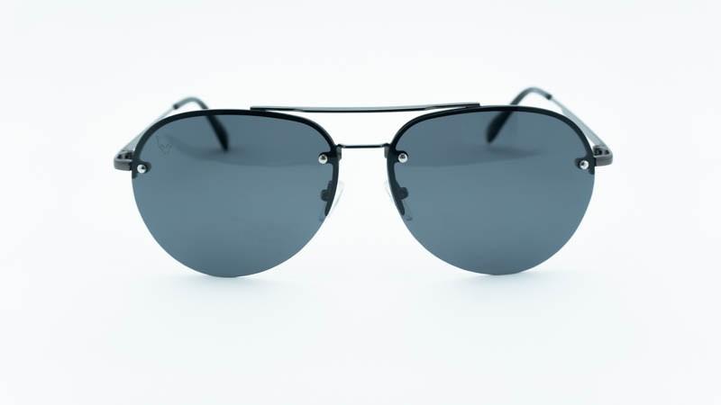 Óculos de Sol Masculino Aviador Classic Volk Culture Preto  - Harpia Moda - Moda Masculina & Acessórios