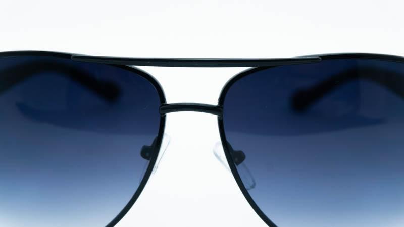 Óculos de Sol Masculino Aviador Volk Culture Preto  - Harpia Moda - Moda Masculina & Acessórios