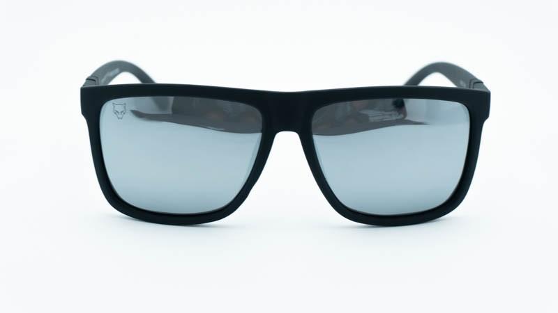 Óculos de Sol Masculino Espelhado Volk Culture Preto  - Harpia Moda - Moda Masculina & Acessórios