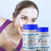 Ácido D-aspártico 500mg - 120 Cápsulas