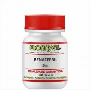 Benazepril 5 mg Pote 90 Cápsulas - Uso Veterinário