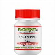 Benazepril 7,5 mg Pote 60 Cápsulas - Uso Veterinário