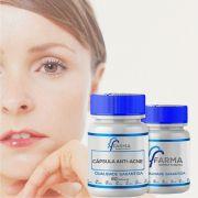 Cápsula Anti-acne 60 Capsulas