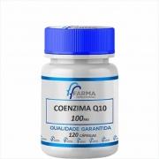 Coenzima Q10 100mg 120 Cápsulas