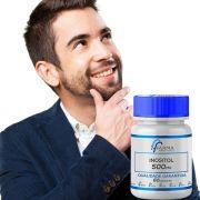 Inositol 500Mg 60 Cápsulas