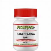 Pancreatina em Pó Pote Com 600 G - Uso Veterinário