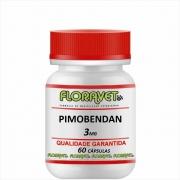Pimobendan 3 mg Pote 60 Cápsulas - Uso Veterinário