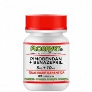 Pimobendan 5 mg + Benazepril 10 mg Pote 60 Cápsulas -  Uso Veterinário