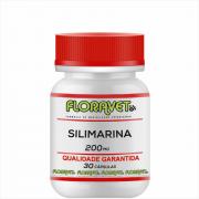 Silimarina 200mg Pote 30 Cápsulas - Uso Veterinário