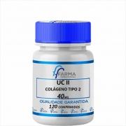 UC-II (Colágeno Tipo 2) 40 Mg 120 Comprimidos