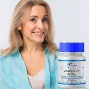 Vitamina B17 Novodalin 500mg Nucleo Da Semente De Damasco 30caps