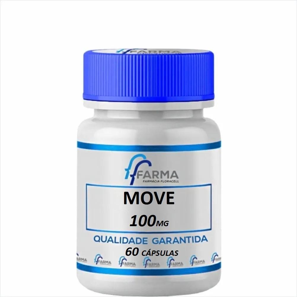 Move 100 mg 60 cápsulas