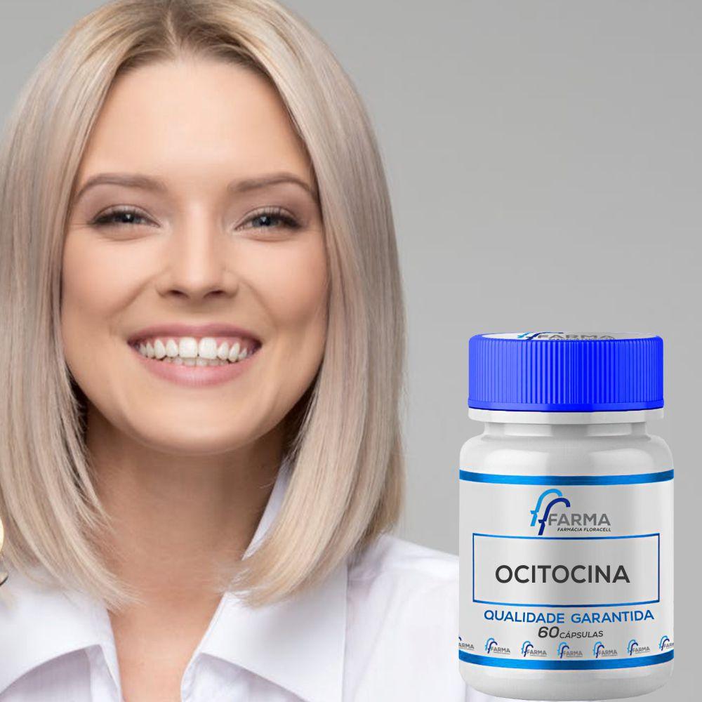 Ocitocina Oxitocina 60 Cápsulas
