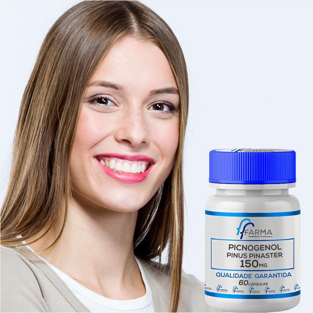 Picnogenol 150mg 60 Cápsulas