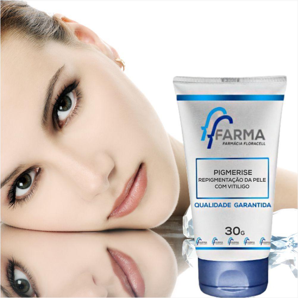 Pigmerise Creme para pele com Vitiligo 30g