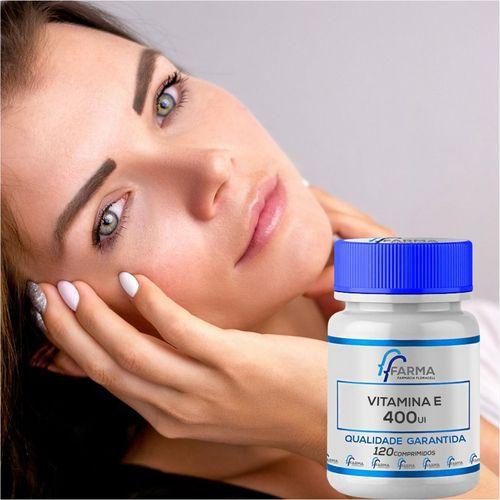 Vitamina E 400ui 120 Comprimidos
