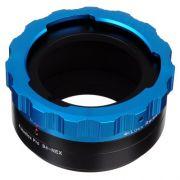 Adaptador Fotodiox Pro B4 - Sony NEX E-mount