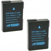 Bateria Nikon EN-EL14 - Similar