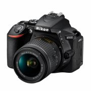 Camera Nikon DSLR D5600 com Lente 18-55mm VR