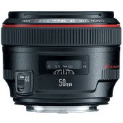 Lente 50mm 1.2 EF USM L Canon