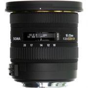 Lente Sigma 10-20 mm F/3,5 EX DC HSM para Nikon