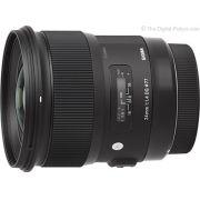 Lente Sigma 24mm F1.4 DG HSM | Art para Canon
