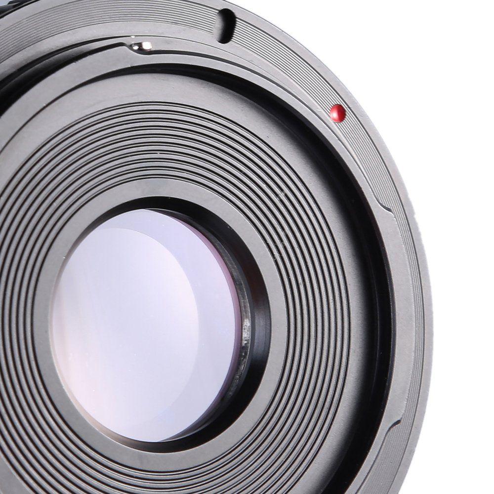Adaptador Beschoi Canon FD - Canon EOS