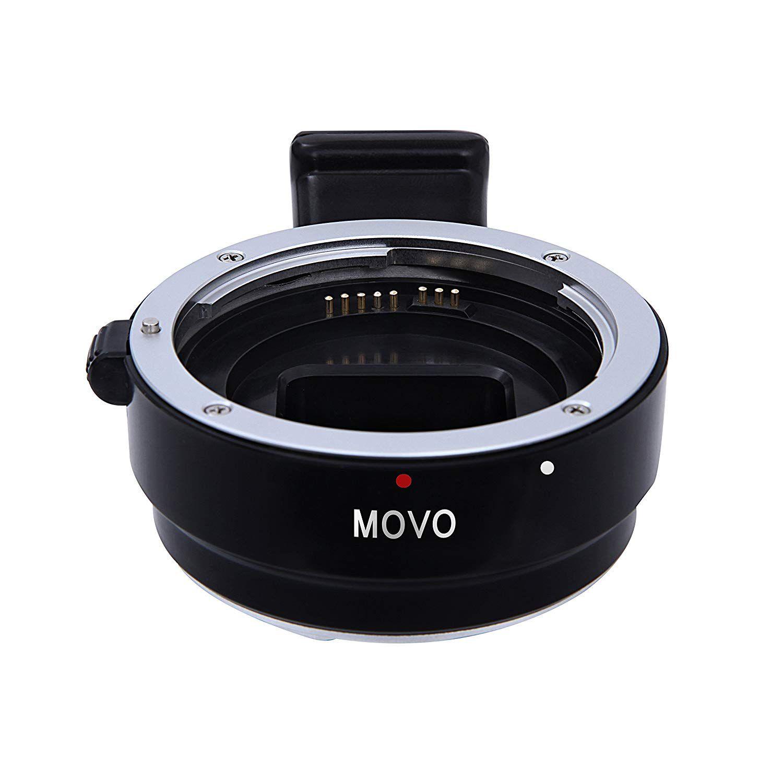 Adaptador MOVO AF EF-NEX Canon-Sony