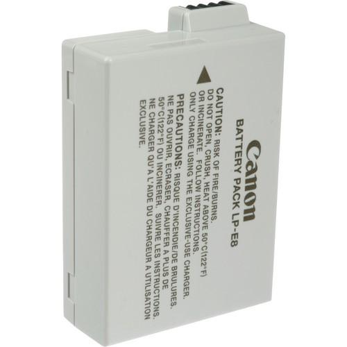 Bateria Canon LP-E8 - Original